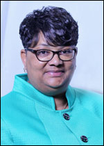 dianthia ford-kee mvsu director of athletics
