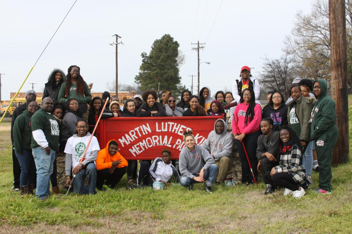2016 Martin Luther King Day of Service