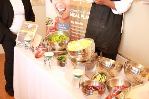 Salad Toss Photo