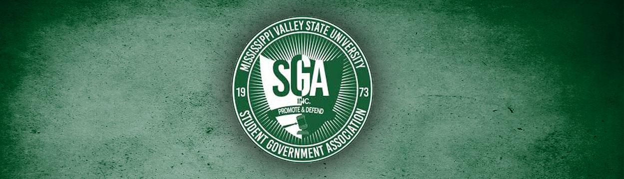 Student Government Association Seal