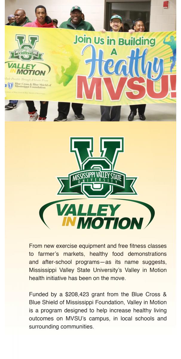 Program Overview | Mississippi Valley State University